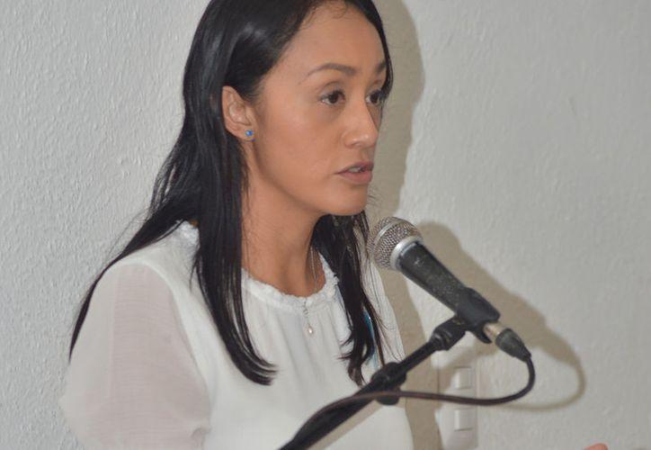 Elsa Mercedes Arcila fue separada de su cargo el pasado 18 de enero. (Foto: Gustavo Villegas)