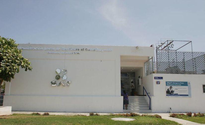 Las oficinas en Chetumal se mantienen abiertas durante toda la temporada vacacional. (Archivo/SIPSE)