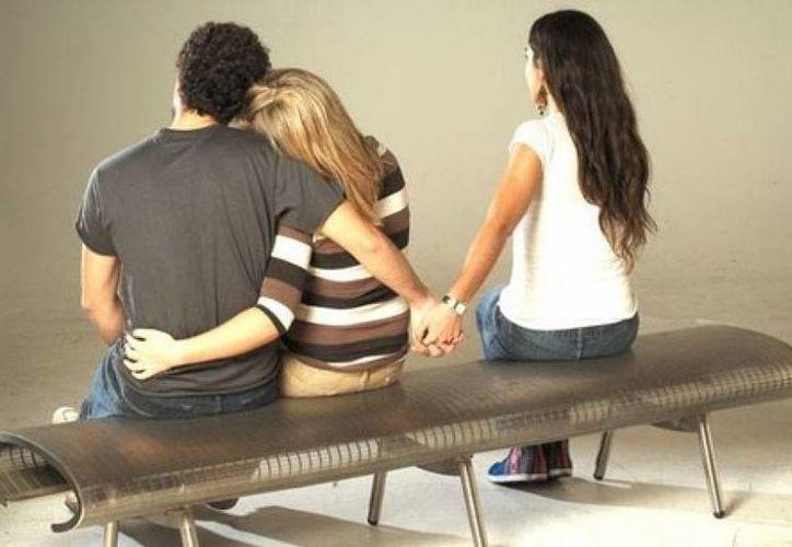En Colombia, la mayoría de las infidelidades se dan principalmente con los amigos. (Milenio)