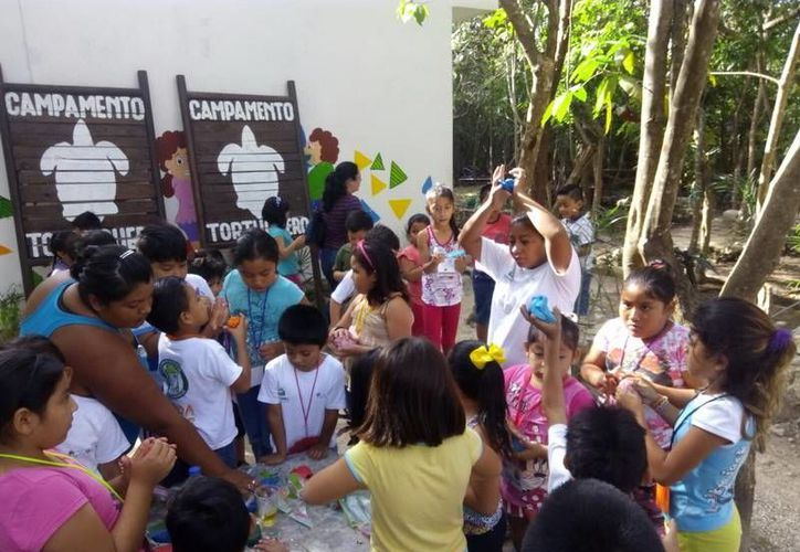 """El programa """"Guardaparques"""" está abierto a todos los niños de Cozumel. (Redacción/SIPSE)"""