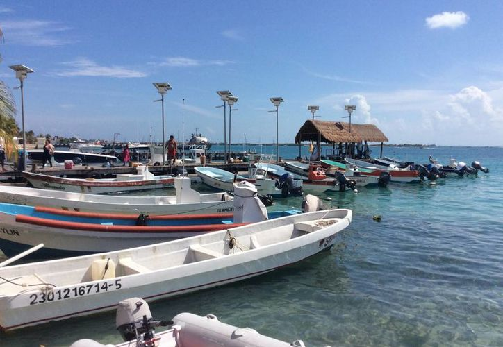 La Capitanía de Puerto de la ínsula verificó las embarcaciones que prestan servicios turísticos. (Redacción/SIPSE)