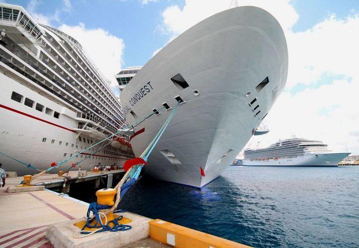 Las embarcaciones arribarán en diferentes puertos del estado. (Redacción/SIPSE)