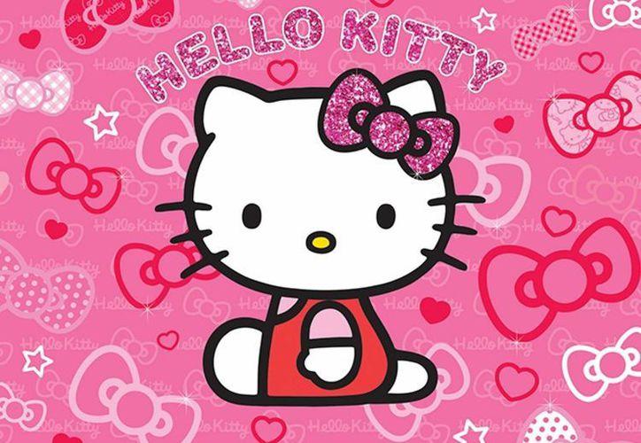 A pesar de que tiene orejas puntiagudas, pelos largos en la cara y un lazo rosa en la cabeza, la firma japonesa Sanrio negó que Hello Kitty sea un gato. (picphotos.net)
