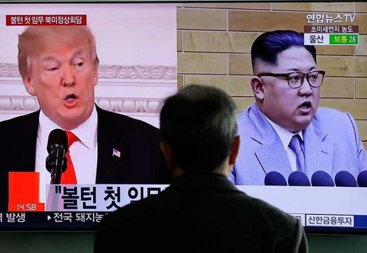 Dirigentes de ambos países se han reunido en un tercer país para estas juntas.  (Reuters)