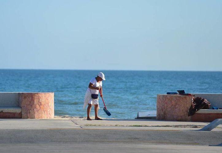 Se espera que en Yucatán continúe el calor en este inicio de semana. (Luis Pérez/SIPSE)