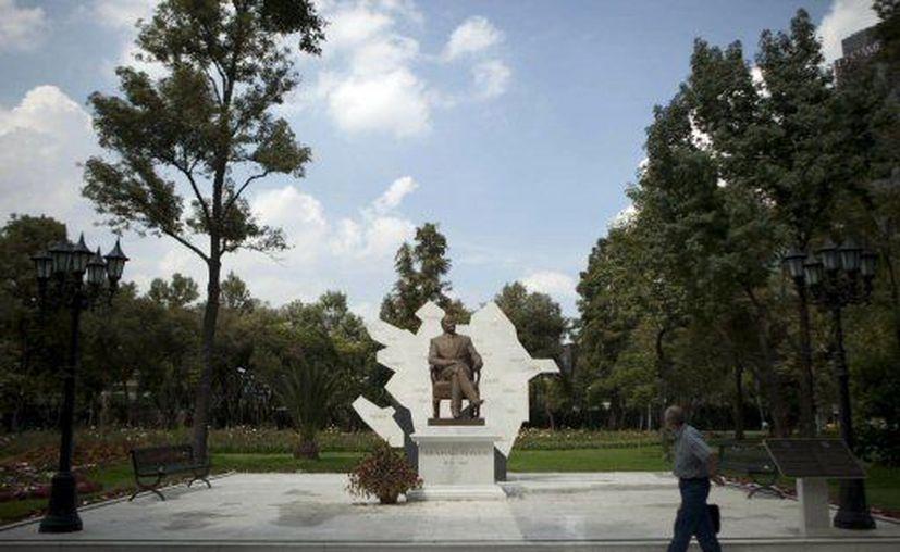 Azerbaiyán pagó millonaria suma por la construcción del parque. (Agencias)