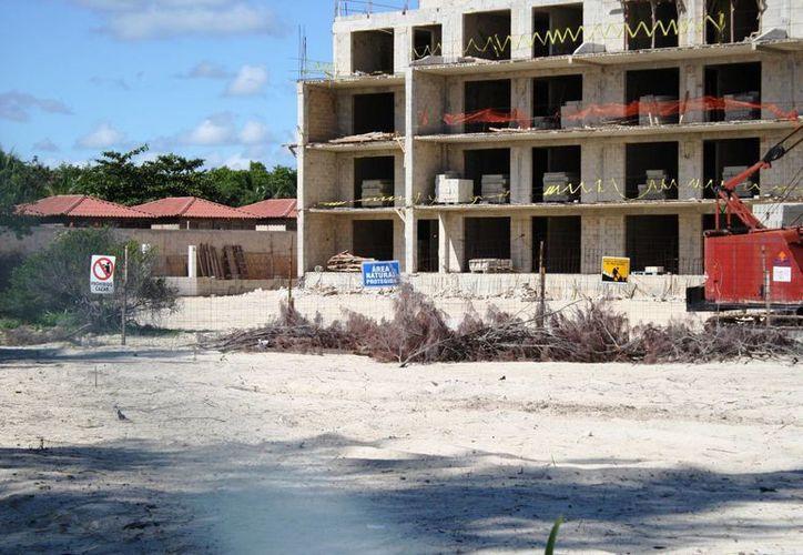 La CROC estima que más de mil 500 cuartos de hotel se sumarán a la oferta de la Riviera Maya. (Octavio Martínez/SIPSE)