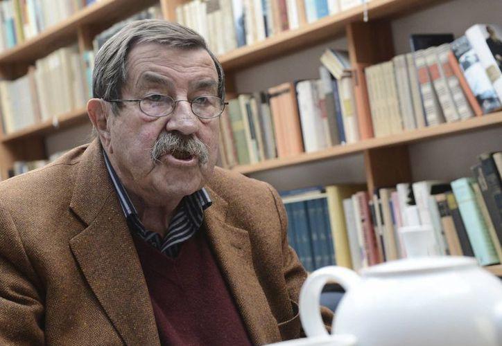 El Premio Nobel de Literatura 1999 indicó que ya no se siente con la capacidad para concebir y llevar adelante proyectos de cinco o seis años, como son las novelas. (EFE/Archivo)