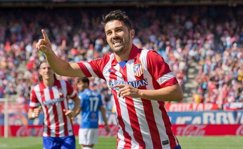 David Villa fue convocado por la selección de España. (Contexto/Internet).