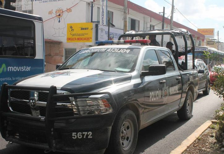 La investigación de los delitos cometidos es prácticamente nula por parte de la policía. (Hugo Zúñiga/SIPSE)
