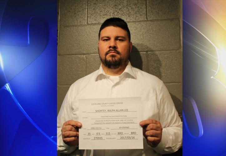 Las imágenes fueron divulgadas por las autoridades luego que se declarara culpable de tráfico sexual. (Foto: Fox)