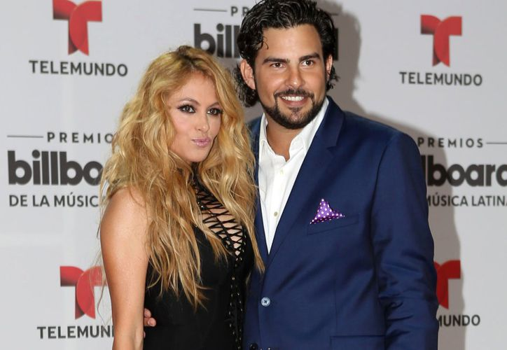 Gerardo Bazúa puso fin a los rumores sobre su separación con la cantante Paulina Rubio. (Foto: Las Estrellas)