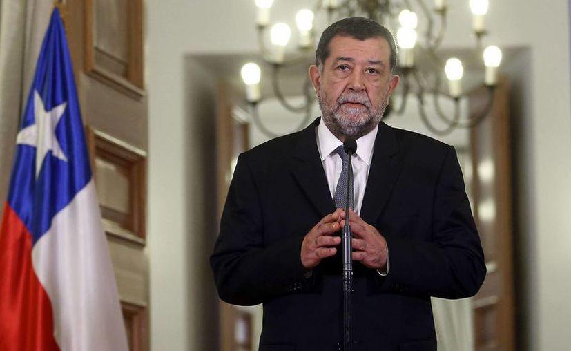 El subsecretario chileno del Interior, Mahmud Aleuy, dijo que un 10 por ciento de lo recaudado en las subastas se destinará a los tribunales chilenos. (EFE/Archivo)