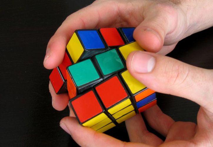 El famoso cubo fue inventado por el húngaro Erno Rubik. (Agencias)