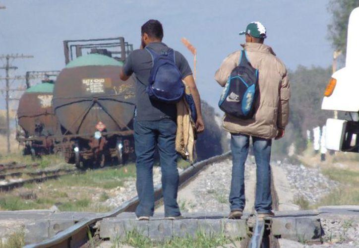 Llaman a reflexionar sobre las políticas migratorias de otros países. (Internet)