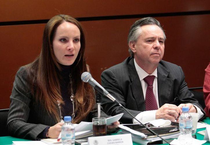 La designación de Medina Mora como embajador ante EU está sujeta a la ratificación de la Comisión Permanente del Congreso de la Unión. (Notimex)