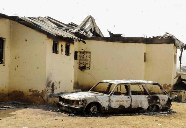 Testigos del ataque indicaron que la Policía no respondió al ataque de los pastores musulmanes. (EFE)