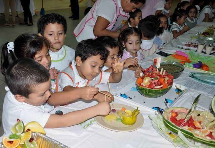 Se ofrecieron técnicas para una buena alimentación y detección de enfermedades contagiosas, entre otras. (Redacción/SIPSE)
