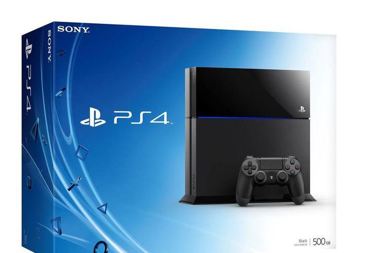 El lanzamiento de la nueva consola se produce una semana antes de la salida de la consola XBox One de Microsoft. (Internet)
