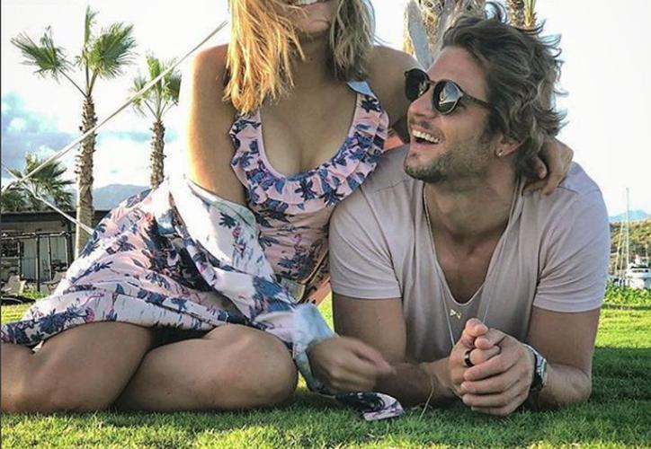 Horacio y Paulina disfrutan de sus vacaciones en Argentina.  (Foto: Instagram).