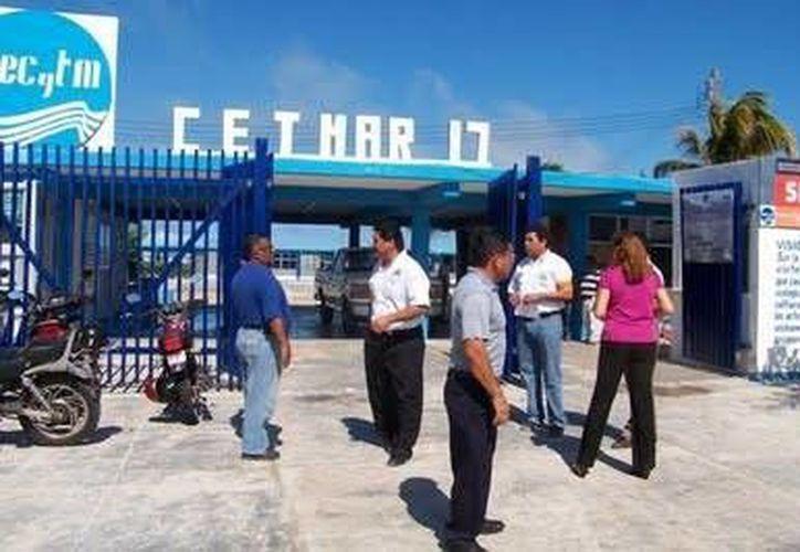 Este año se edificarán tres Cetmar en la república mexicana. (Foto de contexto/SIPSE)