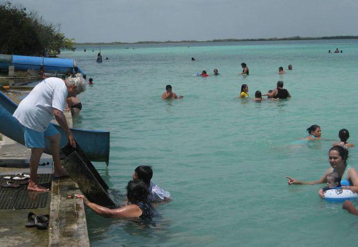 El Fideicomiso Grand Costa Maya espera un incremento de 10 puntos porcentuales en el flujo visitantes turísticos. (Gerardo Amaro/SIPSE)