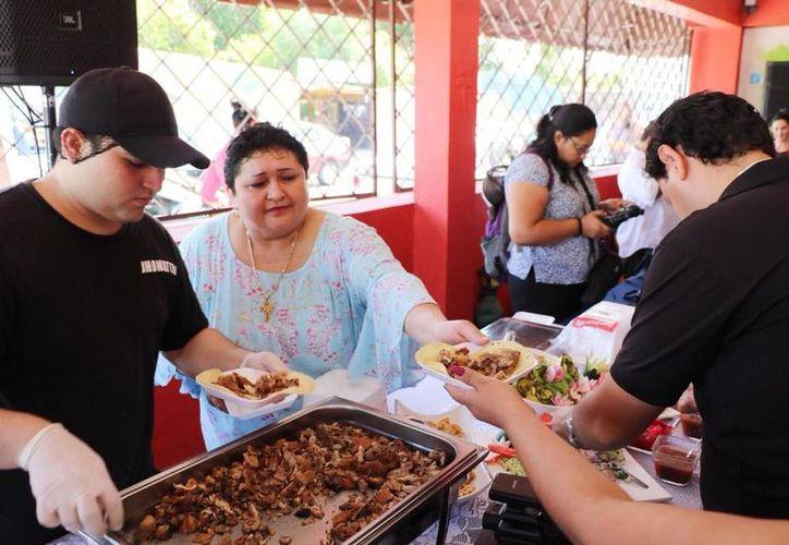 ¿Se te antoja un taquito? La tercera edición del Festival de la Chicharra, la próxima semana. (Ayuntamérida)