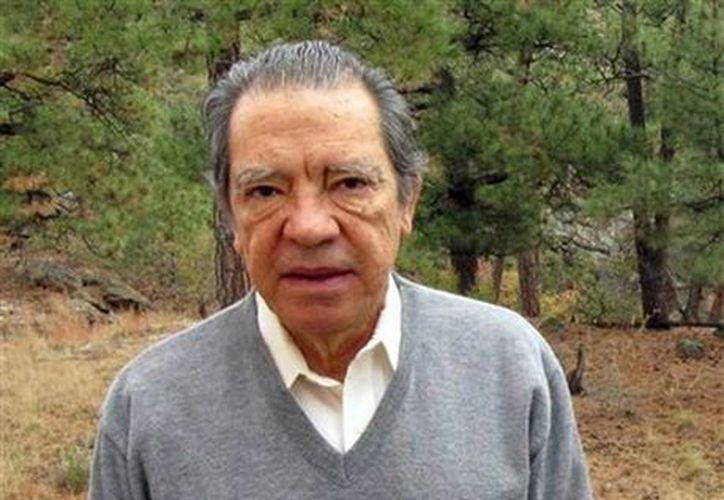 Pedro Mascheroni, de origen argentino y naturalizado estadounidense, en una foto del 22 de octubre de 2009. (Agencias)