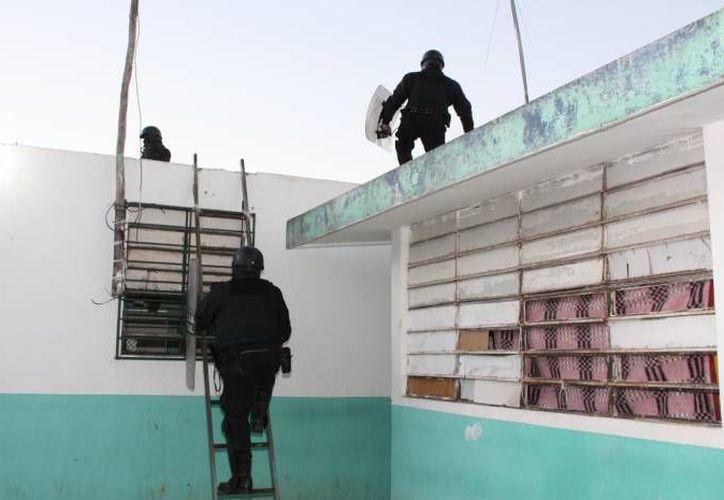 Un hombre drogado fue arrestado luego de asaltar con violencia una estética en el Fraccionamiento del Parque, en Mérida. (Foto de contexto de SIPSE)