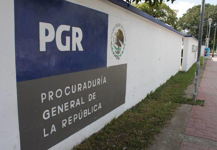 Los presuntos timadores fueron denunciados ante la PGR a principios de este año. (Harold Alcocer/SIPSE)