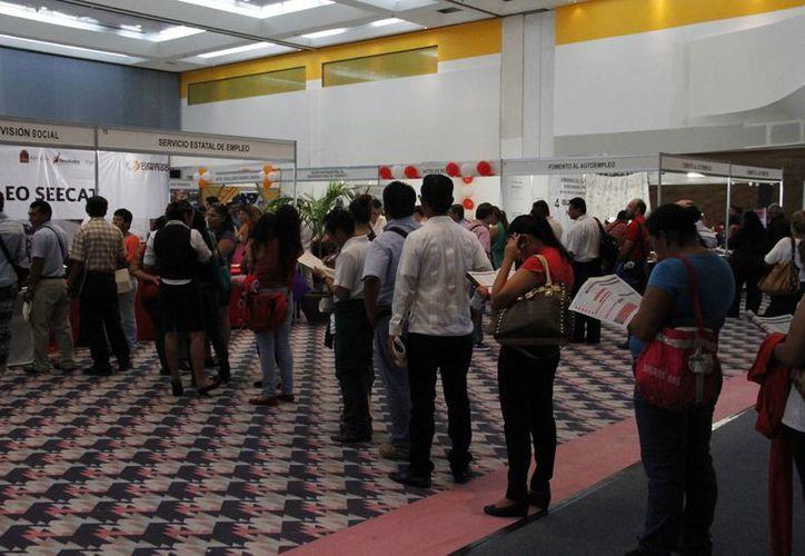 El evento tuvo lugar en el Cancún Center de la zona hotelera. (Tomás Álvarez/SIPSE)