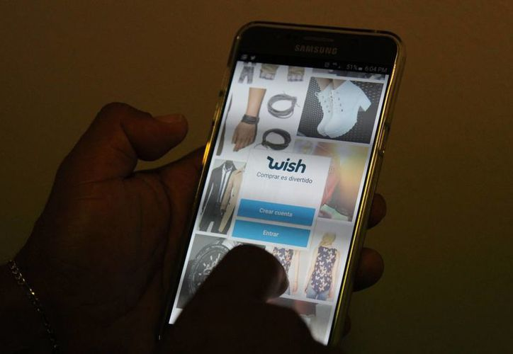 La aplicación es utilizada principalmente por jóvenes. (Jesús Tijerina/SIPSE)