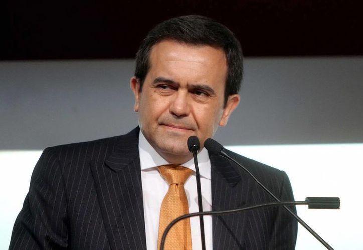 """""""No haber aplicado las reformas estructurales desde hace 20 años signi'ficó quitarle una gran oportunidad al país"""", dijo el secretario de Economía. (Notimex)"""