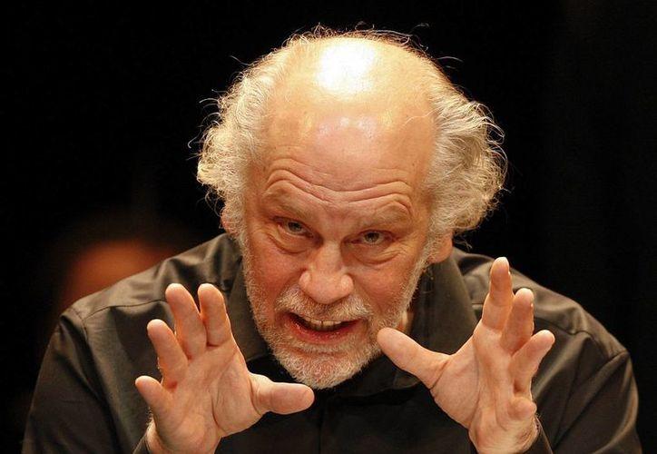 Malkovich está en Toronto, Canadá, interpretando la obra Las Variaciones de Giacomo en el teatro Elgin. (Agencias)