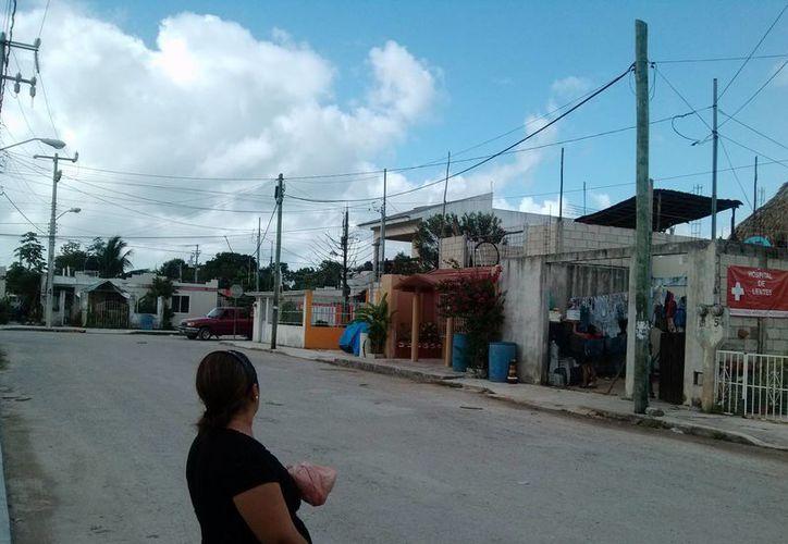 La CAPA afirma que la baja presión de agua en Chemuyil se debe a una fuga aún no identificada. (Rossy López/SIPSE)