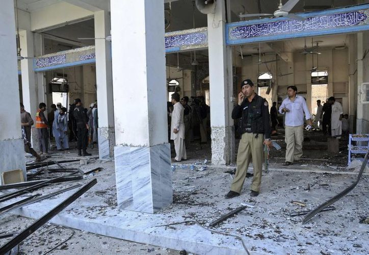 Las bajas entre las fuerzas de seguridad afganas han aumentado luego que se hicieron cargo de la seguridad del país. (Archivo/EFE)