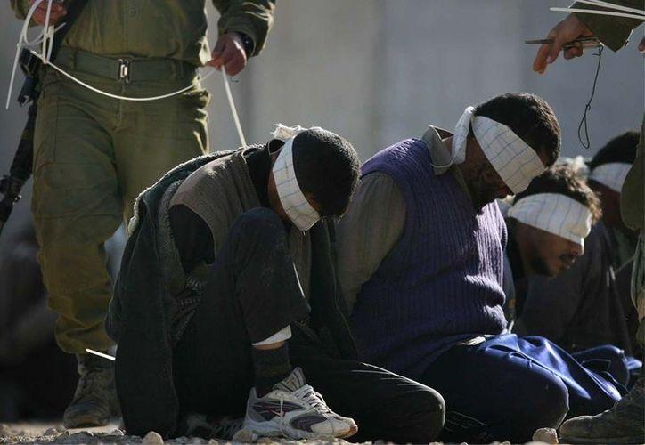 Hoy 17 de abril, es el Día del Prisionero Palestino. (Foto: Contexto/Internet)