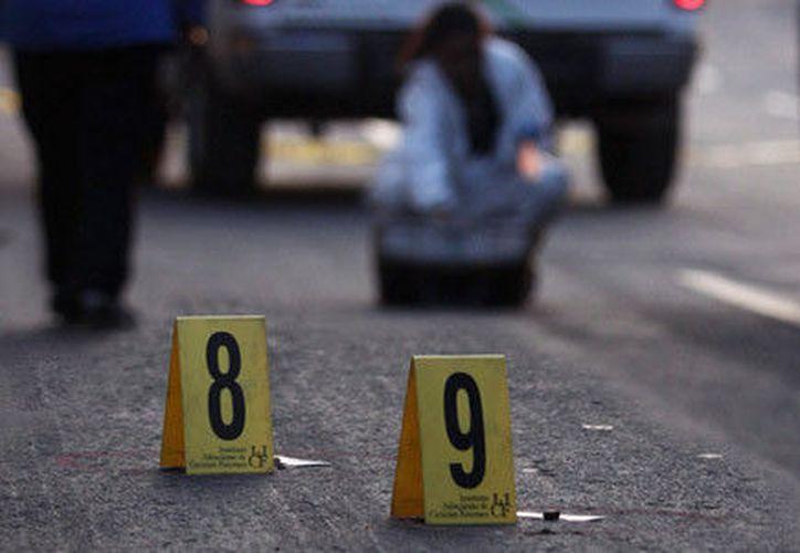 En Guerrero se han registrado mil 726 casos de homicidios dolosos.