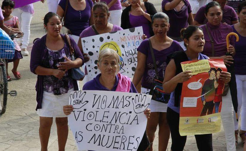 El hostigamiento callejero es una de las formas de violencia contra mujeres más normalizadas en nuestra sociedad. (Imagen ilustrativa/SIPSE)