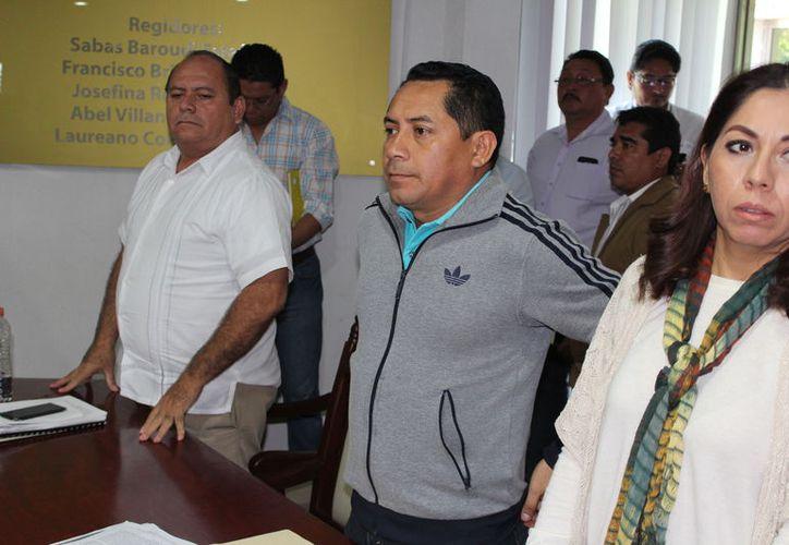 Martín Muñoz Tun consideró que el ex gobernador debe tener un juicio imparcial. (Foto: Joel Zamora/SIPSE)