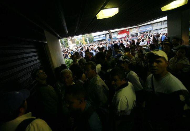 Venezuela sufrió en 2010 una severa crisis eléctrica. (EFE)