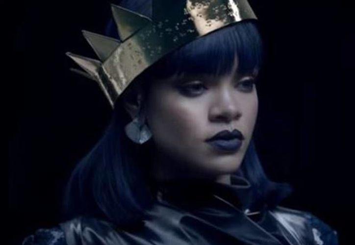 Rihanna comenzará en San Diego su gira 'ANTI World Tour', con la que recorrerá gran parte del mundo. (Foto tomada de instagram oficial @badgalriri)