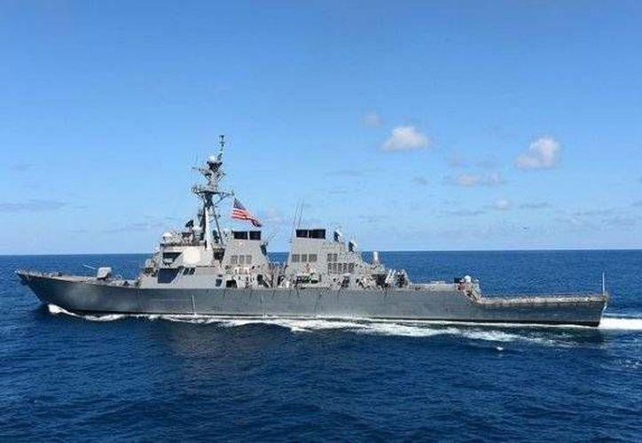 La marina construirá otros dos destructores que llevarán los nombres de John Finn y Ralph Johnson.  (abc.com.py)