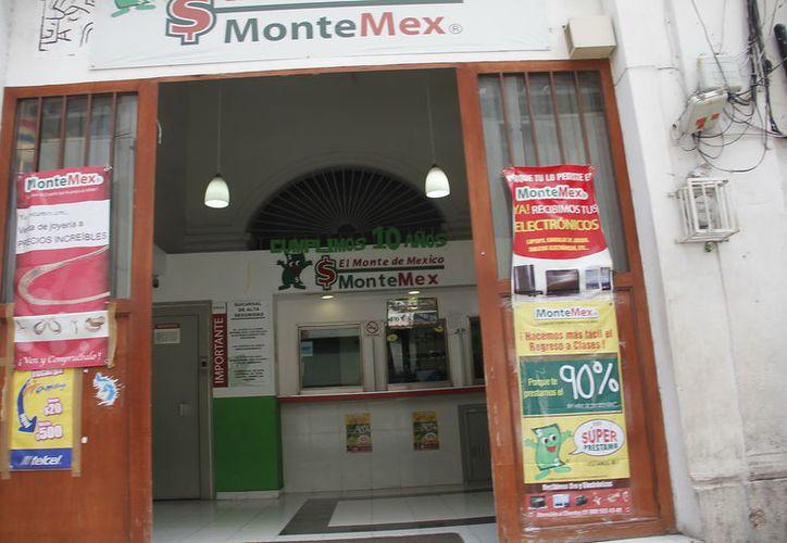 Evitan la comercialización de objetos robados. (Novedades Yucatán)