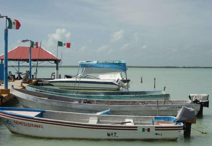 Pescadores recibirán apoyo para para el transporte del pescado en embarcaciones. (Paloma Wong/SIPSE)