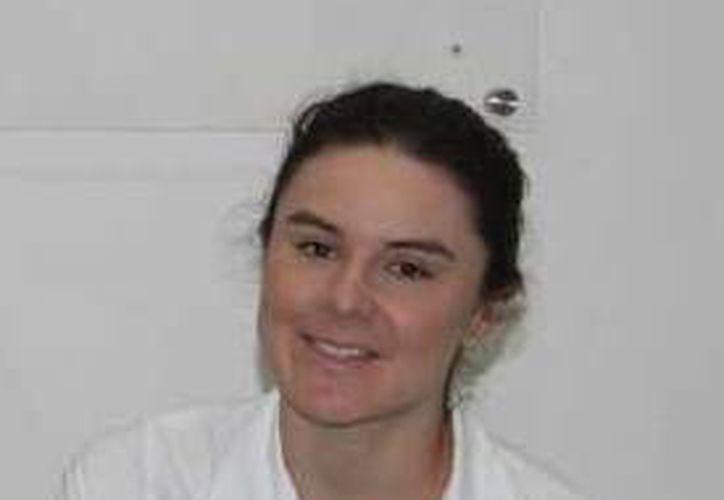 Fabiola Rodríguez Zapata compite en natación, ciclismo y medio maratón. (Sipse)