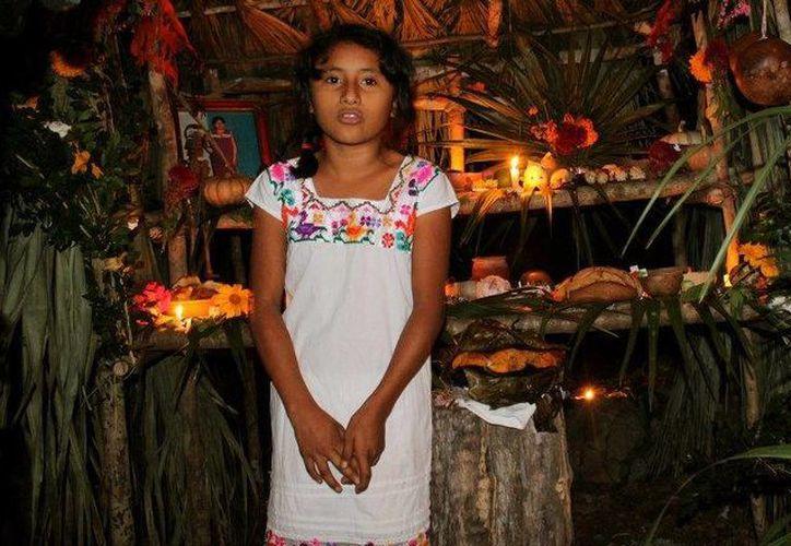 En está celebración que se llevará a cabo el jueves 31 de octubre se compartirá el evento con  personas nativas de las comunidades mayas. (Foto/Cortesía)