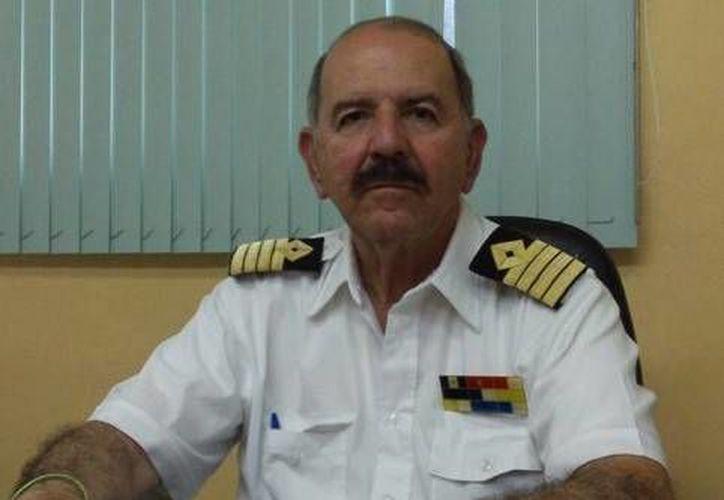 El capitán Carlos Humberto Carrillo Ufort podría ser transferido a Puerto Morelos, Quintana Roo. (Óscar Pérez/SIPSE)