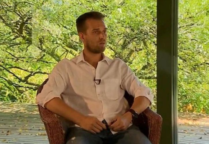 Declaró que la caída de su hermano fue accidental. (TV Globo).