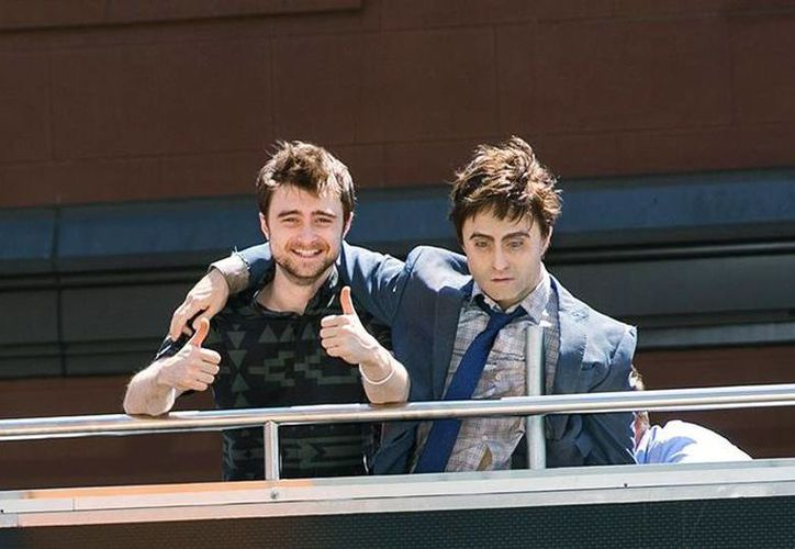 Daniel Radcliffe ganó al premio a Mejor Actor en Sitges, por su personaje en la película 'Swiss Army Man'. (Facebook)